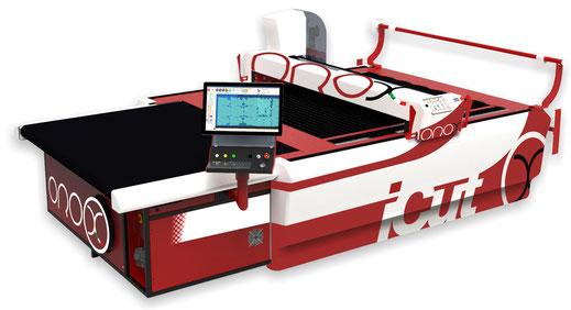 OROX Italy | iCut Cutting Machine WARM RED