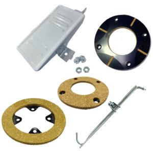 Резервни части за мотори